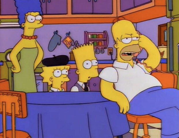 """""""Yeah, that Morton tweet sure did suck last night. It just plain sucked! I've seen tweets suck before, but they were the suckiest bunch of 280 characters that ever sucked."""" """"SimpsonsSPFL, watch your mouth!"""" """"Gotta go, my damn wiener followers are reading."""""""