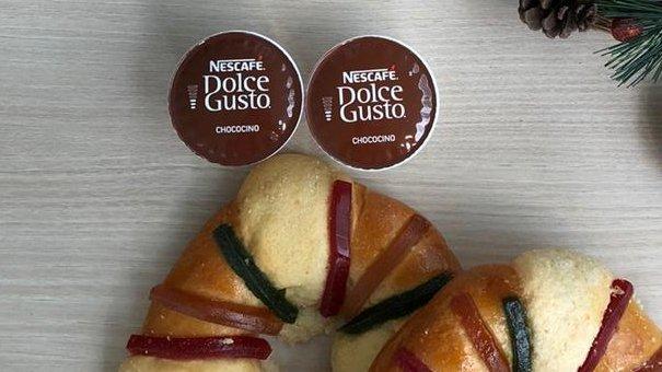 #DeReyesQuiero un descuento para disfrutar mis chocolates favoritos de #dolcegusto 👑👑👑 Cumple tu deseo aquí👉https://t.co/4HAaKLjRCN https://t.co/x4pdE1cddf