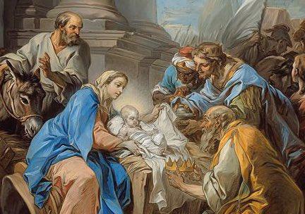 #ミッサポ ユダヤ教徒ではない東方の博士たちが、神しか動かす事ができない星を頼ってイエスを拝みに来た、というこの出来事は、  「イエスの誕生は全人類にとっての大ニュースである」  ということを私たちに教えます。  そう、私たち日本人にとっても、イエスの存在は非常に重要なんです❗️
