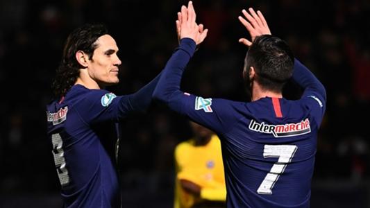 Video: Linas-Montlhery vs PSG Highlights