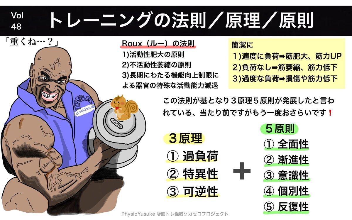 原則 トレーニング の 5