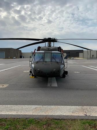 Only 8 days left to pick up a Black Hawk helicopter from GSA Auctions... Helipad at KFI @darksecretplace ? https://t.co/cb5YkU2fLa https://t.co/9ZDjcBu2sU