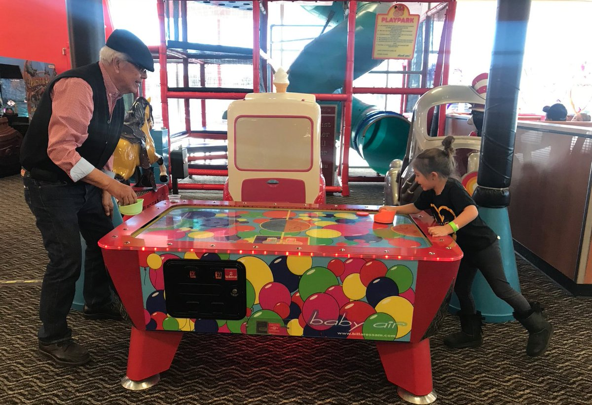 Family time made easy! Stop by your local Peter Piper Pizza and enjoy delicious pizza, games, and prizes. Guaranteed fun for the whole crew.   Visit https://t.co/BeqFavT7yR to find a location near you.  📸 by E. McCarthy https://t.co/BE1S8qI2Cd