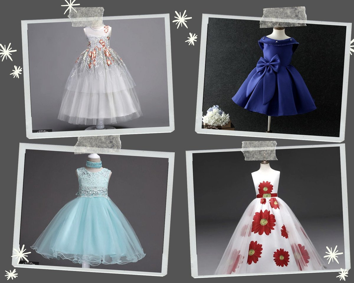 "Baby Couture on Twitter: ""Buy Girls Party Wear Dresses Online at"
