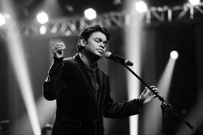 Happy Birthday Isai puyal A.R. Rahman