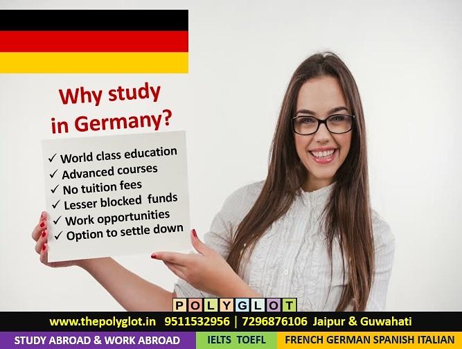Why #studyingermany ? Talk to #polyglotstudyabroad  #studyoverseas #studyingermany #germanclass #german #germanlanguageschool #germany #studygerman #studygermany #germanstudy #germanystudyvisa  #polyglotforeignlanguages #rajasthan #jaipur #assam #guwahati #jodhpur #jorhatpic.twitter.com/Q2Y57hhv1Q