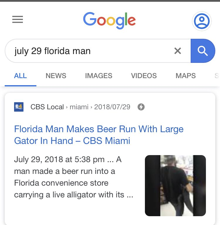Florida man july 7
