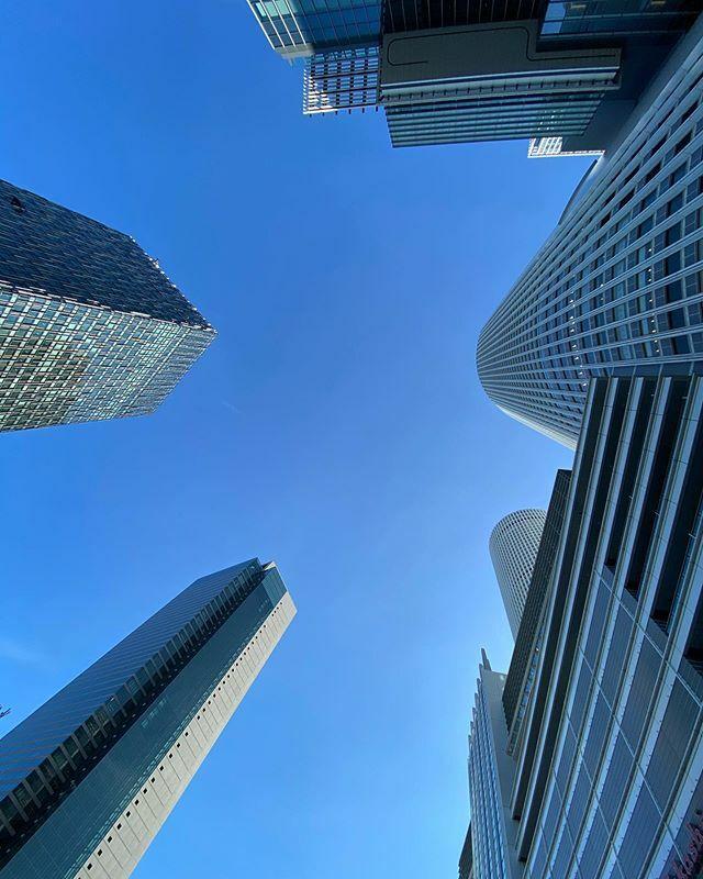 #名古屋駅前 の #ビル . #名古屋 #名古屋駅 #Nagoya #Building #Buildings #ビルディング #イマソラ #いまそら #ノンフィルター #ノーフィルター #青空 #あおぞら #bluesky #空 #そら #sky