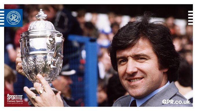 Happy Birthday to former player and manager Terry Venables!
