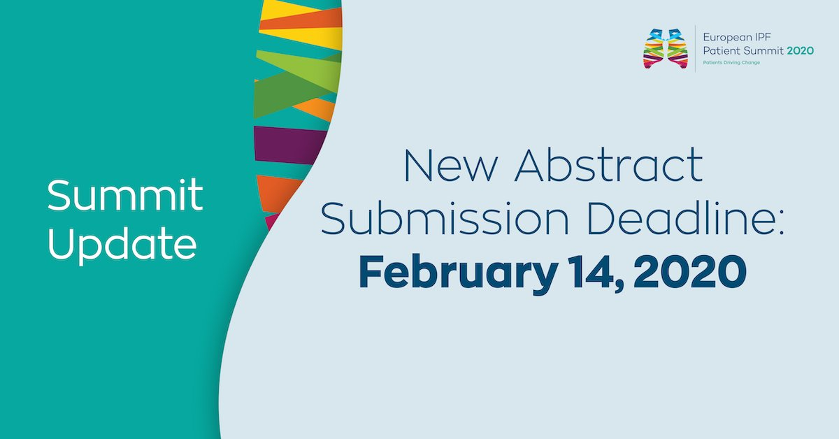 Submit your abstracts for the #IPFSummit2020 – the deadline has been extended until February 14th! euipfsummit.org/call-for-abstr…