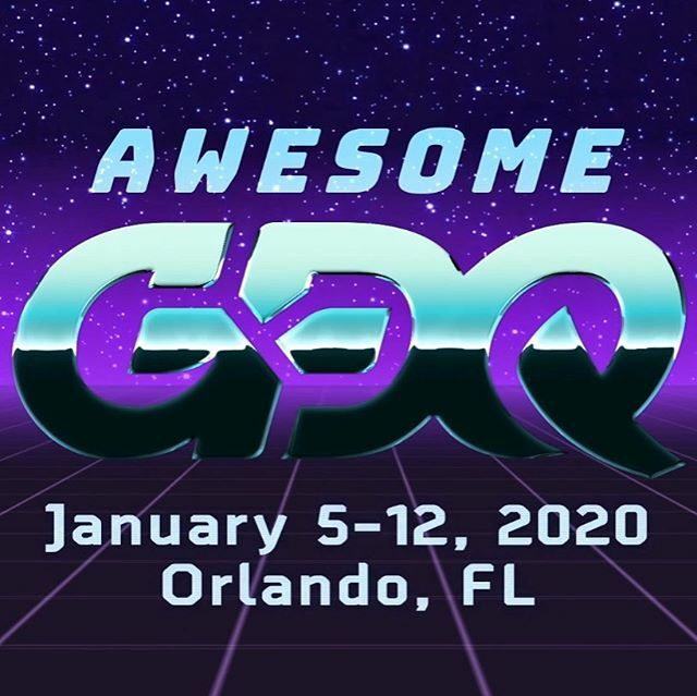 #AGDQ2020
