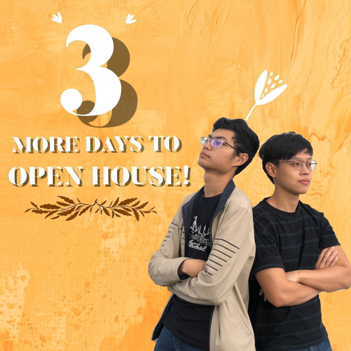 Open House will be happening in 3 days time so stay tuned for any upcoming updates! 🧐Check out our other social medias as well for more updates!👋 #OHmyRP #OHRP20 #DiscoverRP https://t.co/3lDUuof0VW