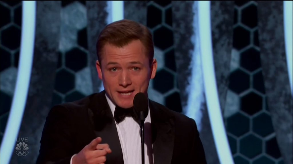 Huge congratulations to Birkenhead's Taron Egerton for scooping up the Golden Globe for Best Actor in Rocketman 🚀 🏆 👏 hollywoodreporter.com/news/golden-gl…