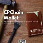 Image for the Tweet beginning: CPChain wallet is now ready
