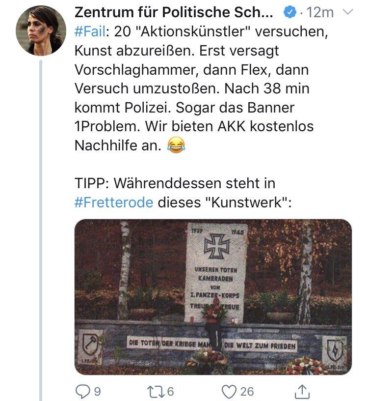 #AKKVorschlaghammer