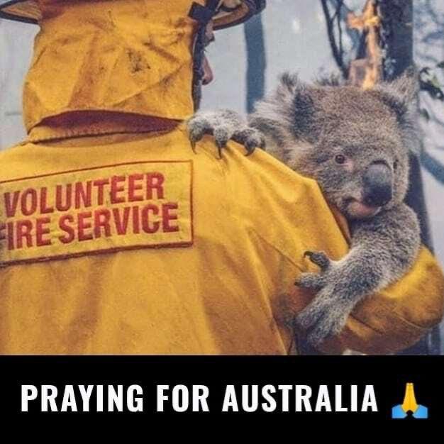 #prayforaustralia