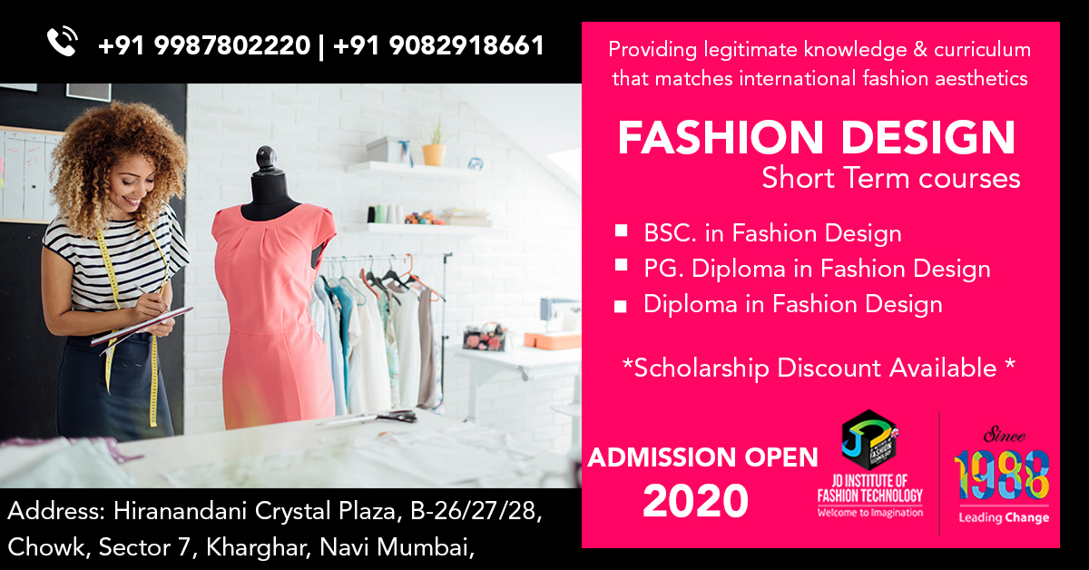 Jd Institute Of Fashion Technology Jdfashion Twitter