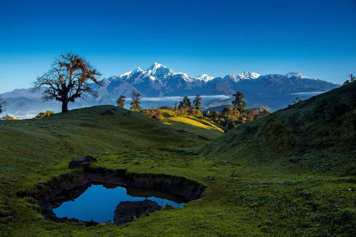 #trekkingnepal #treknepal #mountain #himalayas #wanderlust #mountainviews #magnificientscene #explore #treknepal #hike #hikenepal #sunriseview #sunsetview #mountainscapes #experience #visitnepal2020🇳🇵#BookNowhttp://www.hopnepal.com 📩 support@hopnepal.com📞 01-4410116