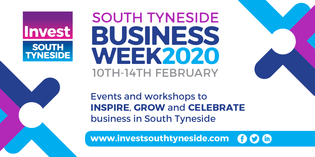 EVENT: Give your business the best start to 2020. Sign up for South Tyneside Business Week 2020 – a range of FREE inspirational events + workshops. Make connections, learn new skills, innovate + thrive. #STBusinessWeek #LoveSouthTyneside @STyneBusiness investsouthtyneside.com/article/63051/…