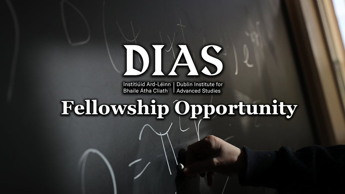 test Twitter Media - Last day to apply for the Schrödinger Fellowship with the School of Theoretical Physics More: https://t.co/x7zbyNymb9  #jobfairy #DIASdiscovers #physics #theoretical https://t.co/jhnmR1n9Wr