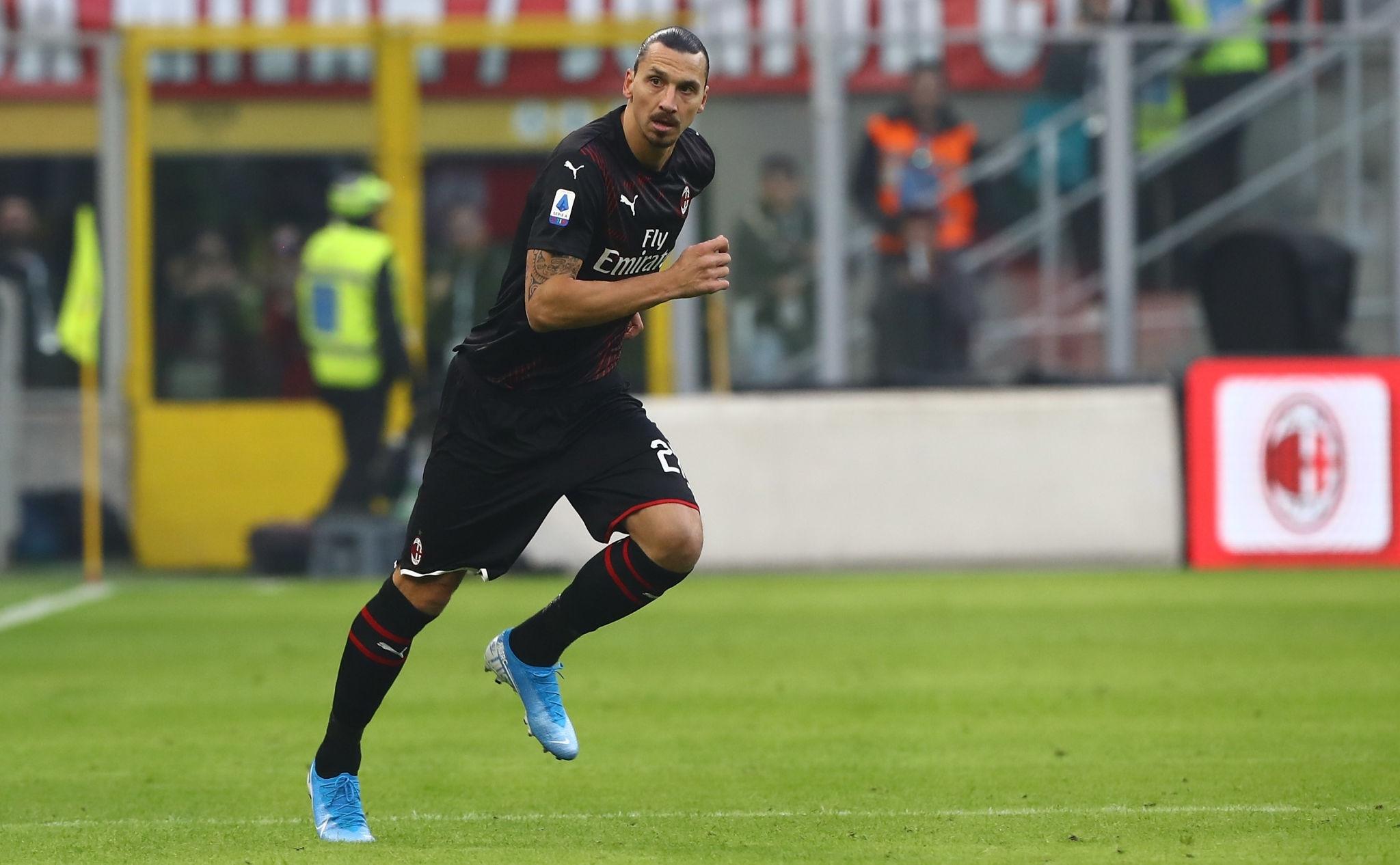 Ибрагимович вышел на поле в матче с Сампдорией - изображение 1
