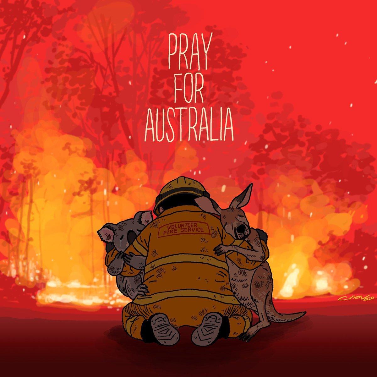 【拡散希望】 オーストラリアの山火事は被害が甚大なのに日本での報道が少なすぎる。 今こそTwitterの力で多くの人に広めたい。  私のフォロワー数とこのツイートのRT数を足して10倍した金額(円)を寄付します。(上限100万円) 寄付感覚でRTとフォローをお願いします!!  #PrayForAustralia https://t.co/sGh4LJUaFR
