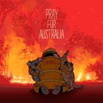 オーストラリアの山火事RTで寄付ができる!今すぐTwitterを開け~!