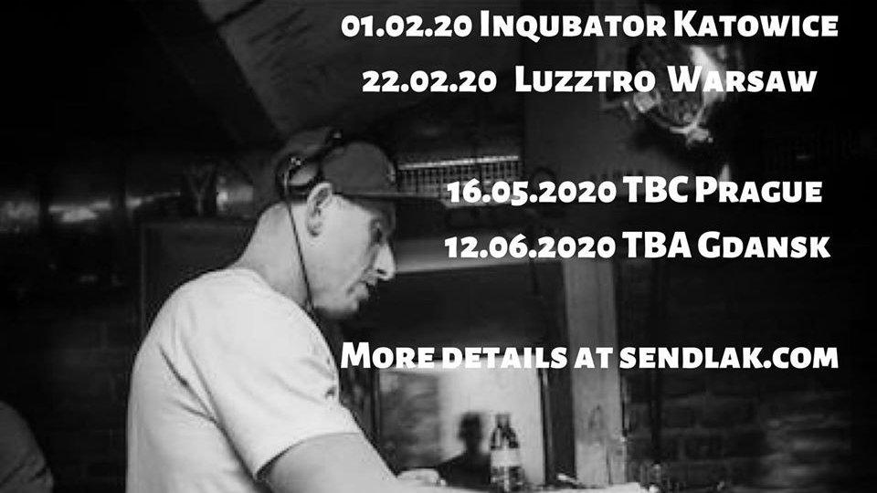 Few Gigs this year more to come....! #luzztroclub #warsaw #travel #tour #inqubatorclub #katowice #prague #gdansk #techno #technolovers #sendlak #dirtystuffrecords #music #technodj #technoculture #technofamily #technobible #technorave  #polishdj #worldwidedj #poland #sendlakpic.twitter.com/cLlGVPgMzz