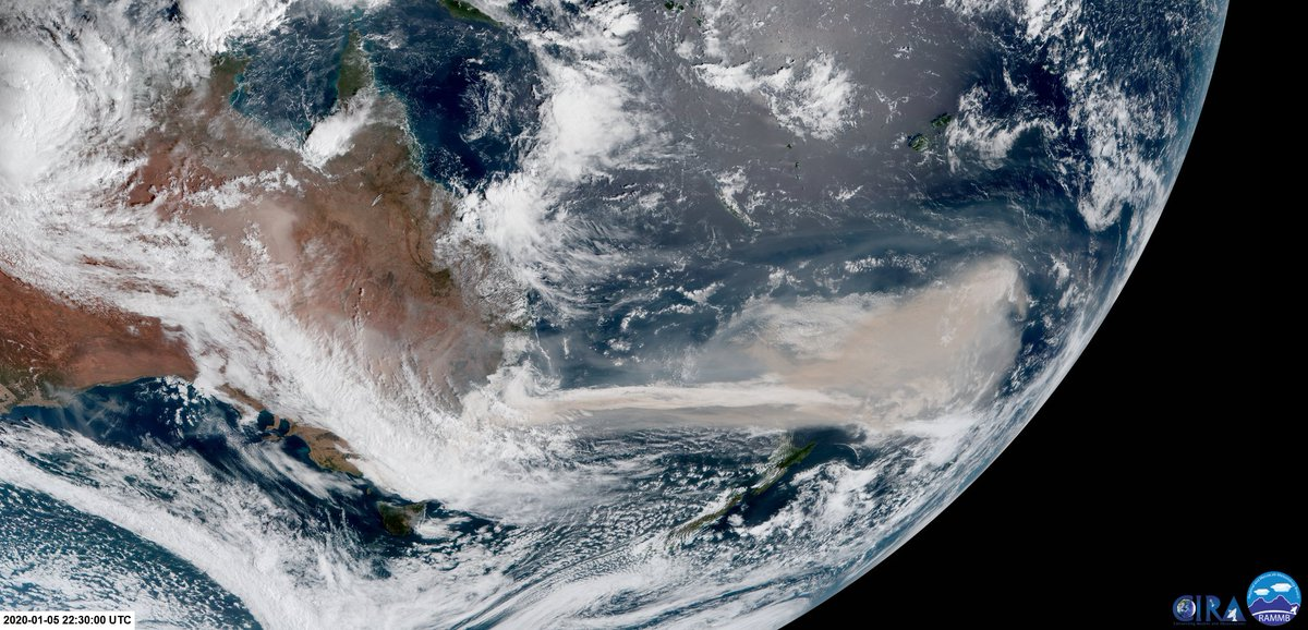 retweet @ esa: RT EU_ENV: This was #OurPlanet yesterday 🌏 #ClimateCrisis & #NatureCrisis impact all of us. We are all responsible. Let's work for a global #DealForNature, together for #Biodiversity2020 Dramatic picture from 🇺🇸 NASA, CIRA_CSU & 🇯🇵 JMA… https://t.co/iZuSK8lxpj