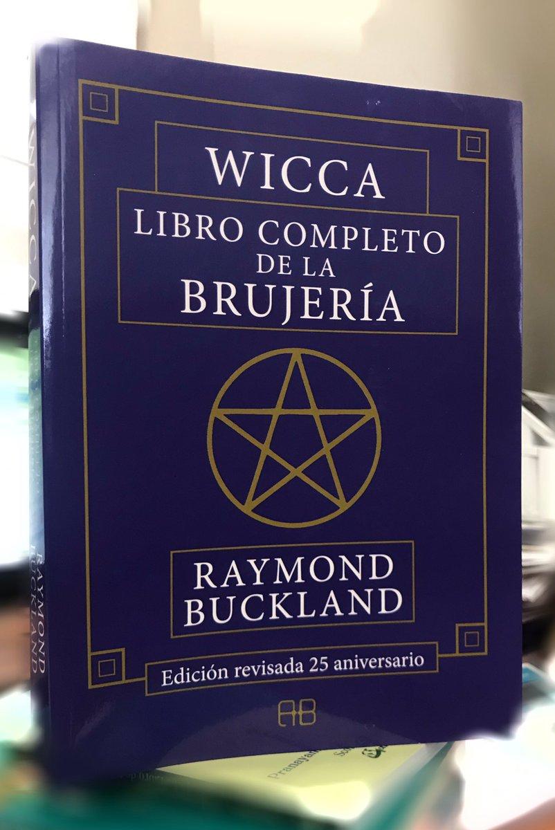 El Libro Completo De La Brujeria De Buckland - Libros