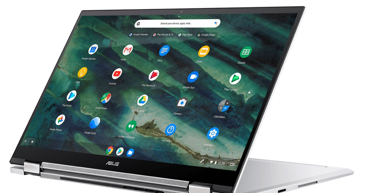 The next ASUS Chromebook Flip will use Intel's 10th-generation processors