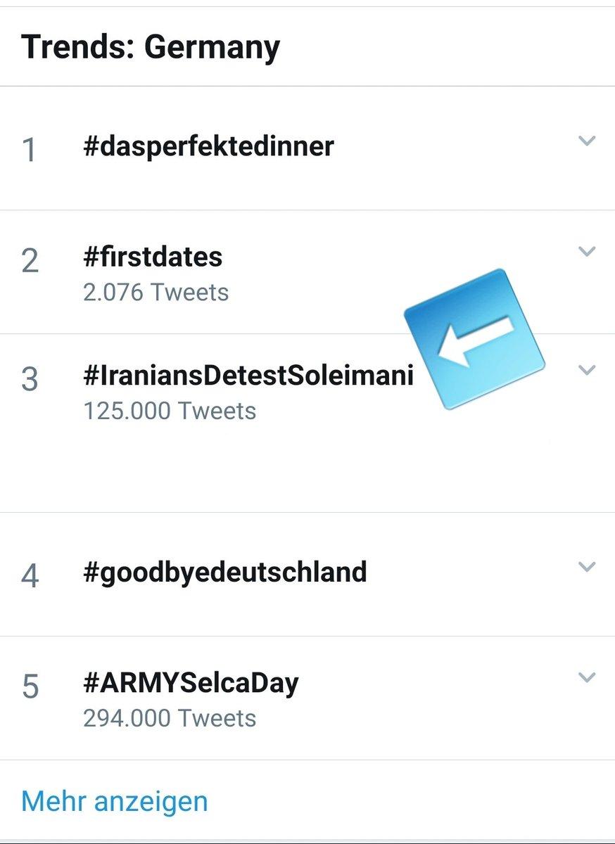 #IraniansDetestSoleimani