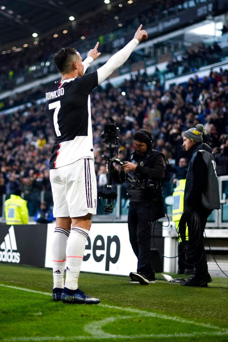 RT @iF2is: Cristiano Ronaldo #JuveCagliari https://t.co/7eAbzndSJV