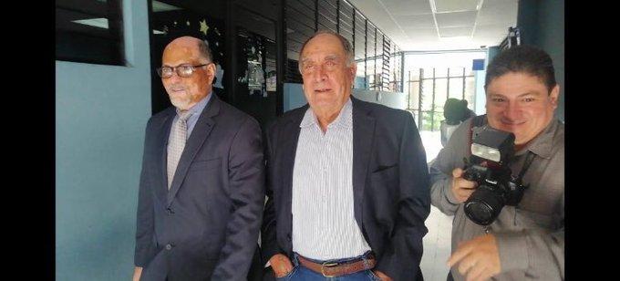Audiencia inicial contra ex embajador en Honduras será este miércoles