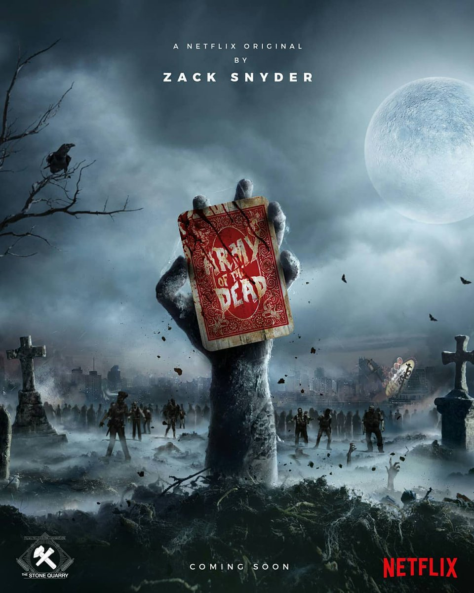 army of the dead - HD 900×1350