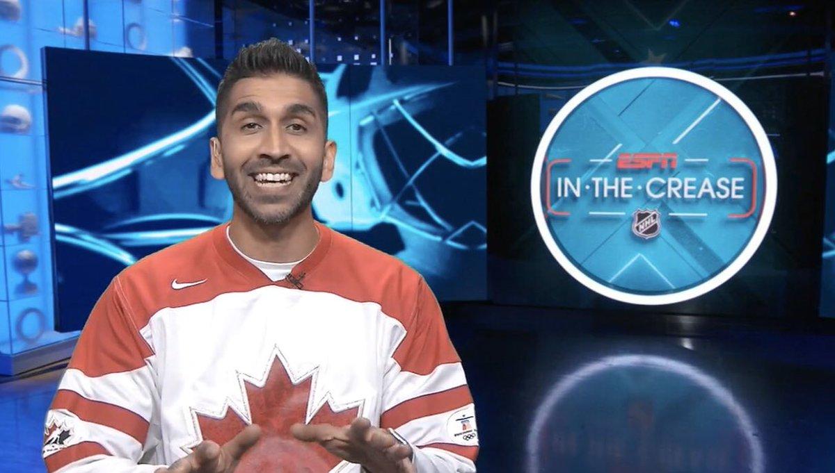 Had to rub in Canada's World Jr Gold on @espn 🇨🇦🥇 @HockeyCanada @iihf_wjc