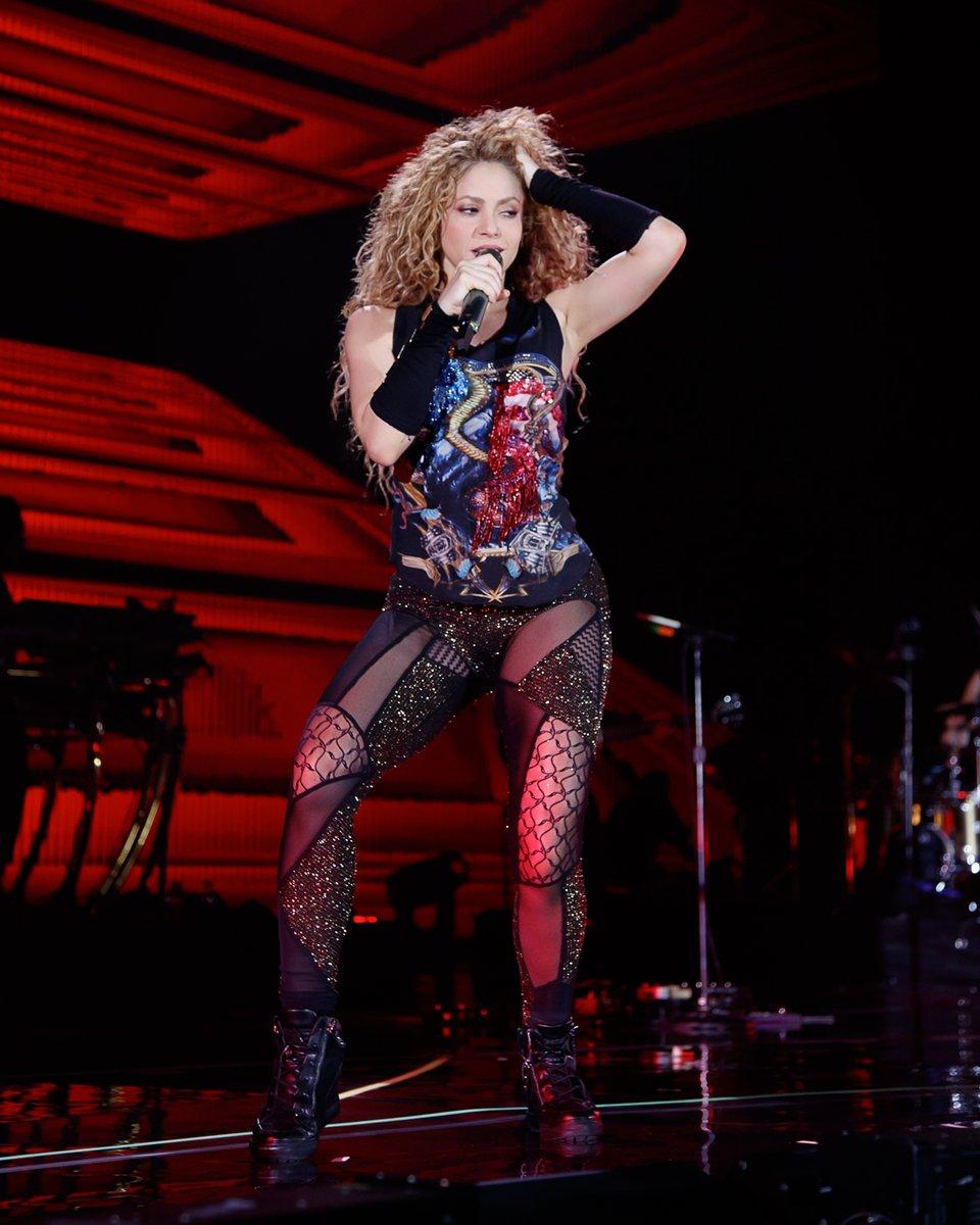 .@shakira In Concert: El Dorado World Tour premieres Friday, Jan. 31 at 8PM on @HBOLatino #ShakiraHBO: https://t.co/EkV43Umkbg https://t.co/dFaPXfTgtX