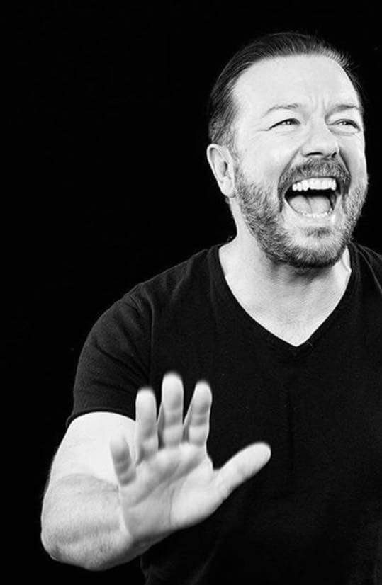 Thanks for all your amazing comments about my Golden Globes monologue. Best reaction ever and that means a lot to me. I had a blast but thank fuck it's over, so I can get back to my real job of editing #AfterLife2 and touring #SuperNature. Make Jokes, Not War 🙏