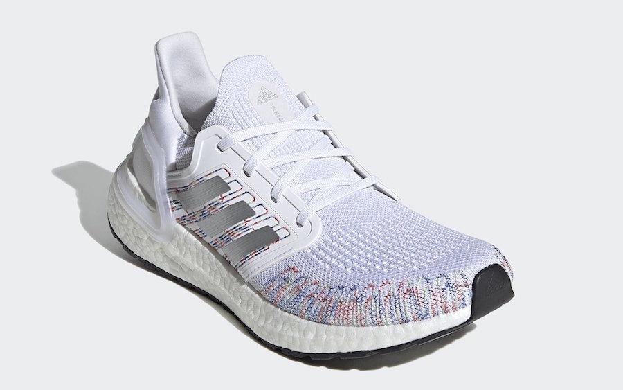 "Adidas Ultra Boost 2020 ""Multi-Color"""