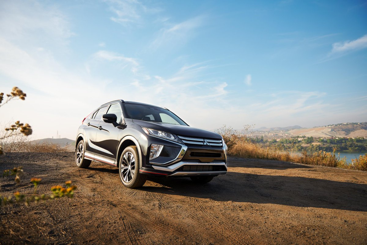 Available advanced safety when you need it, and even when you don't in the #EclipseCross.