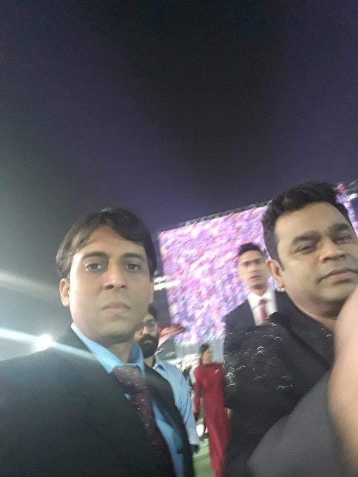 Happy Birthday dear A R Rahman ...