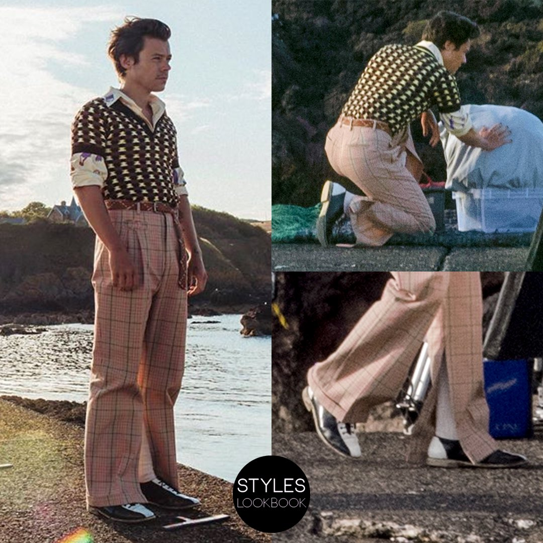 In the Adore You music video, Harry is wearing shoes rented from Costume Studio London. Thank you @harry__lambert for the information. https://styleslookbook.com/post/190104271012/in-the-adore-you-music-video-harry-is-wearing …  @helenepambrunpic.twitter.com/bLVkKIJxDz