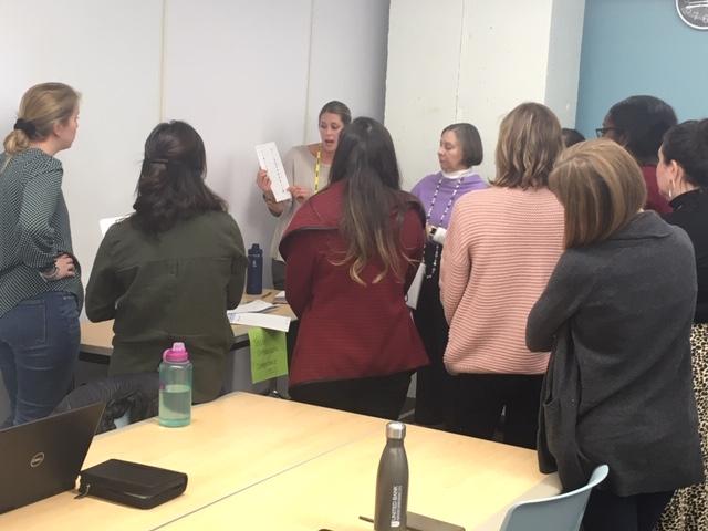 Psychologists teaching each other new assessments! A fun first day after Winter Break! <a target='_blank' href='https://t.co/Gerp5VSbYZ'>https://t.co/Gerp5VSbYZ</a>