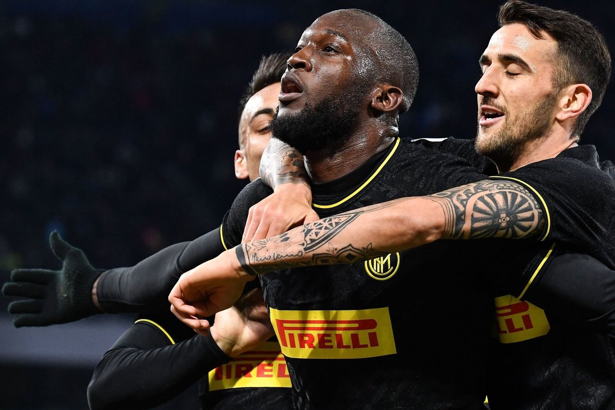 Video: Napoli vs Inter Milan Highlights