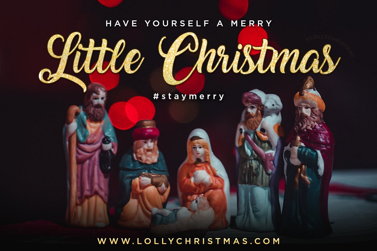 To all of you who are observing #Epiphany2020, I wish you all a very merry #LittleChristmas. I hope this year brings you good health, great joy and many blessings. #StayMerry http://bit.ly/37JaESS #FeastoftheEpiphanypic.twitter.com/ZsJjhmLfkz