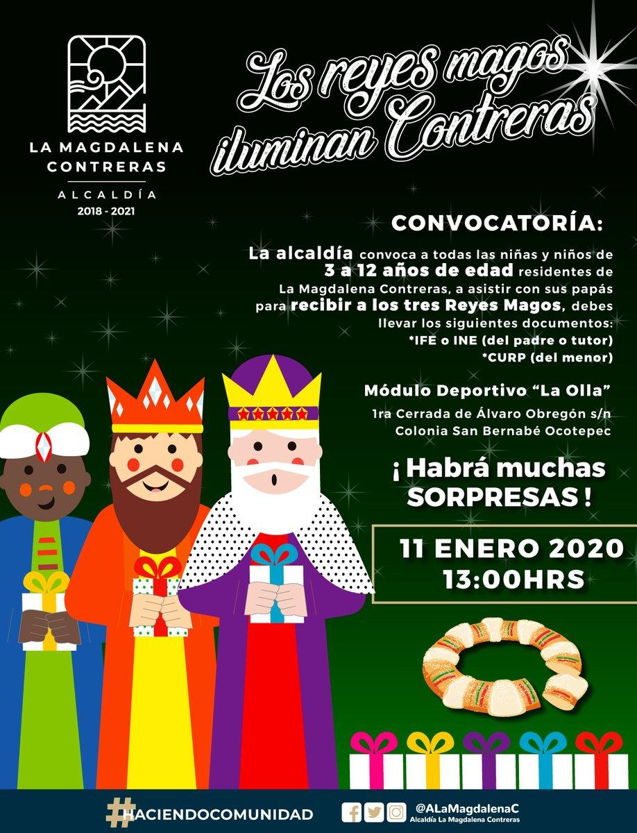 Alcaldía La Magdalena Contreras Alamagdalenac Twitter