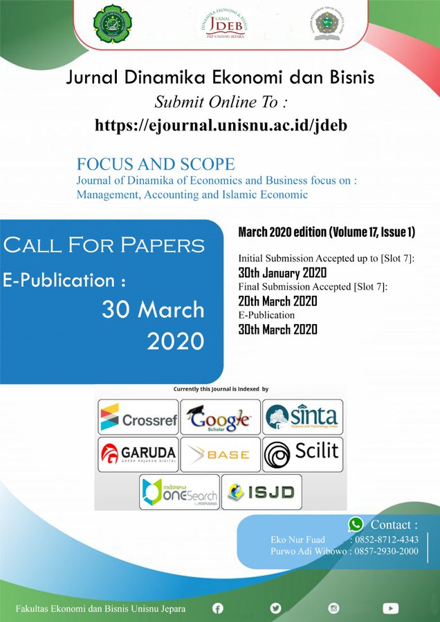 call paper march 2020
