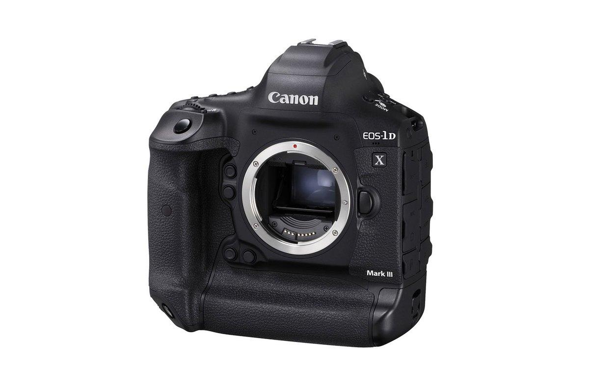 Canon announces the EOS-1D X Mark III because the DSLR still isn't dead