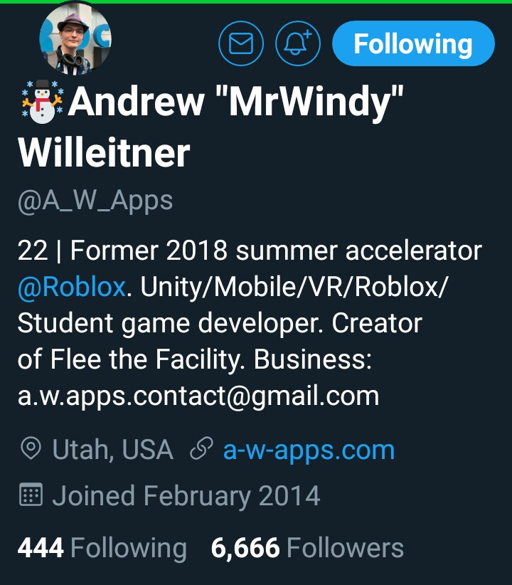 Andrew Mrwindy Willeitner On Twitter So Close