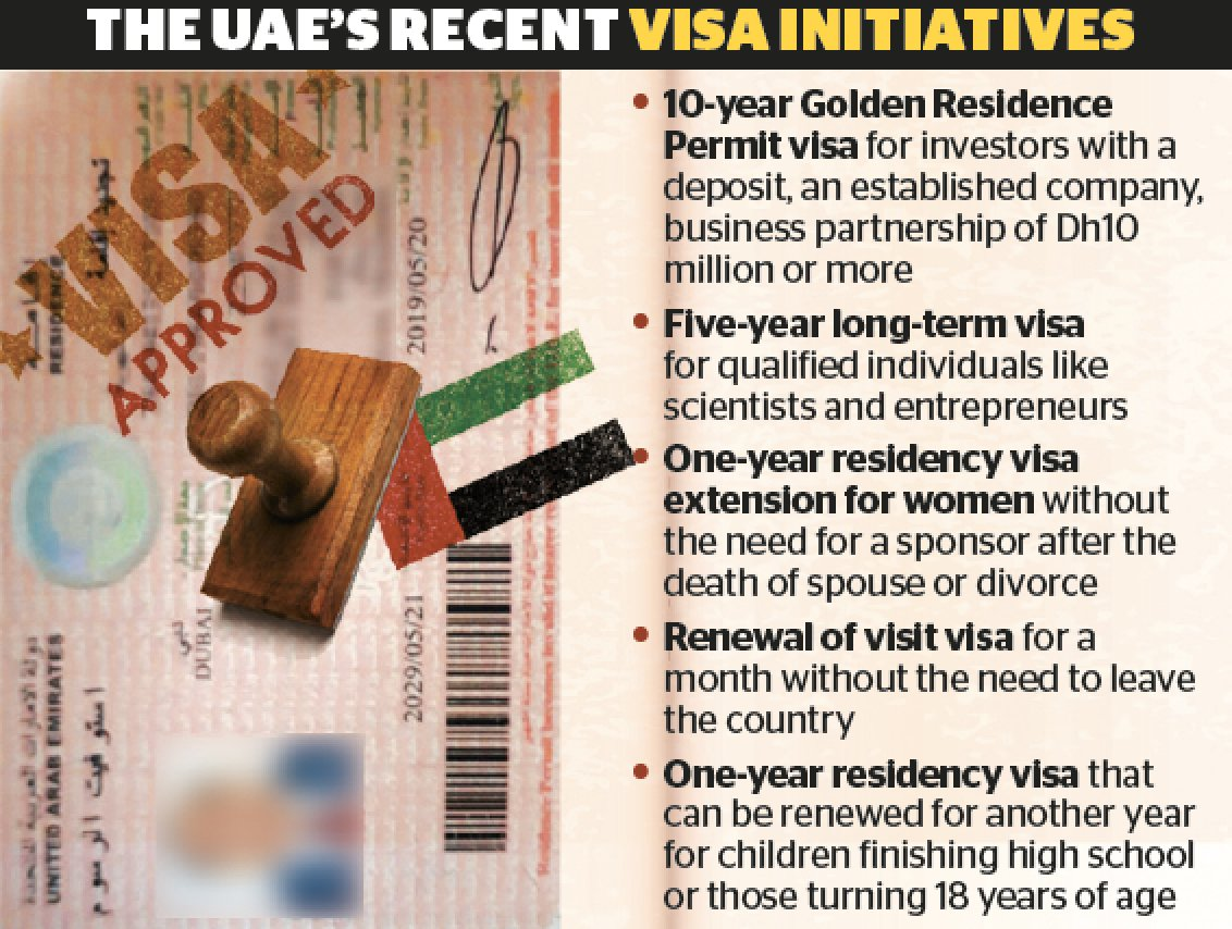 UAE business community welcomes 5-year tourist visa scheme (https://pbs.twimg.com/media/ENpR5ZeWkAA1OnO?format=jpg&name=medium)